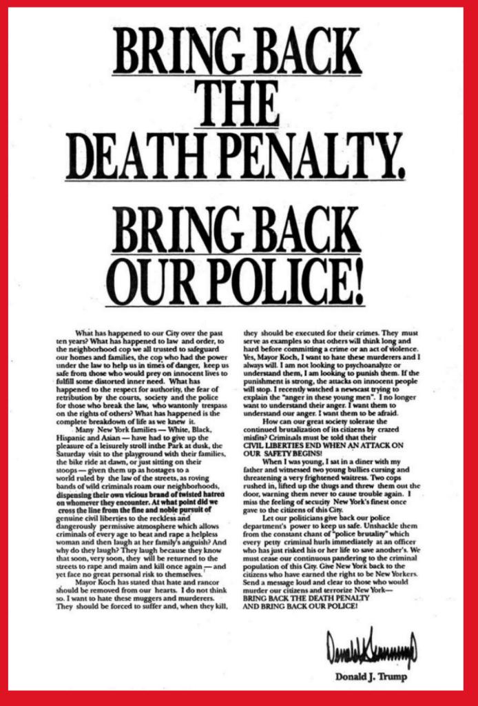Donald-Trump-1989-Newspaper-Ad-Central-Park-Five-1050x1550